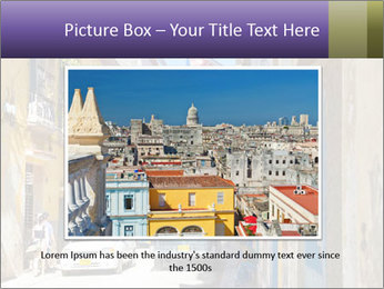 Cuba and the largest city PowerPoint Template - Slide 15