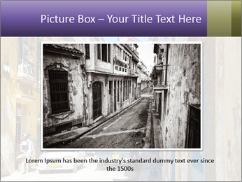 Cuba and the largest city PowerPoint Template - Slide 16