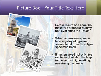 Cuba and the largest city PowerPoint Template - Slide 17