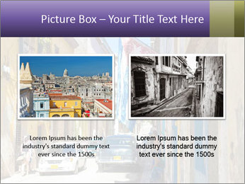 Cuba and the largest city PowerPoint Template - Slide 18