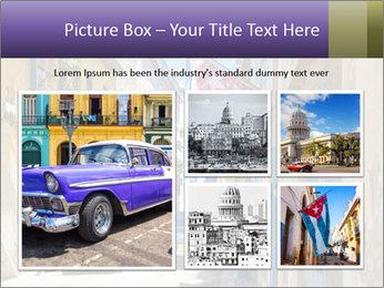 Cuba and the largest city PowerPoint Template - Slide 19