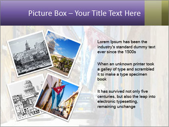 Cuba and the largest city PowerPoint Template - Slide 23