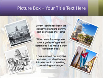 Cuba and the largest city PowerPoint Template - Slide 24