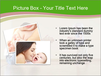 Cute smiling baby PowerPoint Templates - Slide 20