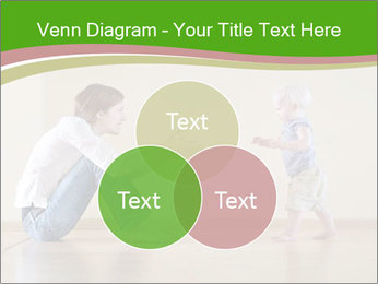 Cute smiling baby PowerPoint Templates - Slide 33