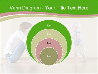 Cute smiling baby PowerPoint Templates - Slide 34