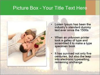 Portrait of a romantic PowerPoint Template - Slide 13