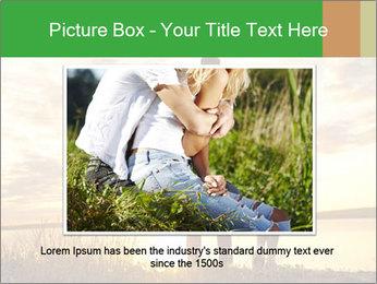 Portrait of a romantic PowerPoint Template - Slide 16