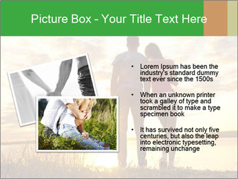 Portrait of a romantic PowerPoint Template - Slide 20