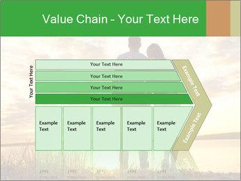 Portrait of a romantic PowerPoint Template - Slide 27