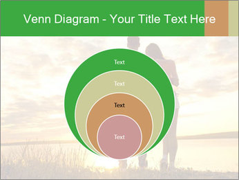 Portrait of a romantic PowerPoint Template - Slide 34