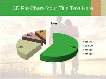 Portrait of a romantic PowerPoint Template - Slide 35