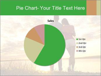 Portrait of a romantic PowerPoint Template - Slide 36