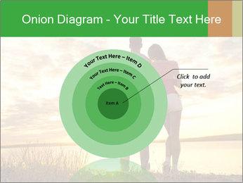 Portrait of a romantic PowerPoint Template - Slide 61