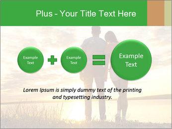 Portrait of a romantic PowerPoint Template - Slide 75