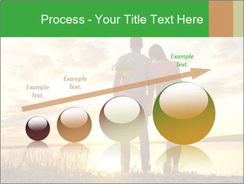 Portrait of a romantic PowerPoint Template - Slide 87