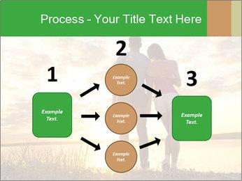 Portrait of a romantic PowerPoint Template - Slide 92