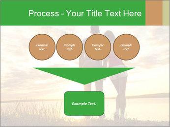Portrait of a romantic PowerPoint Template - Slide 93