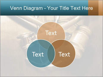 Gavel and stethoscope PowerPoint Template - Slide 33