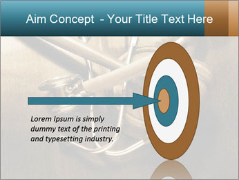 Gavel and stethoscope PowerPoint Template - Slide 83