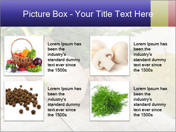 Garlic PowerPoint Template - Slide 14