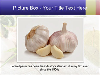 Garlic PowerPoint Template - Slide 15