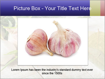 Garlic PowerPoint Template - Slide 16