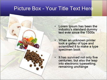 Garlic PowerPoint Template - Slide 17