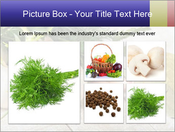 Garlic PowerPoint Template - Slide 19