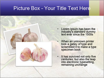 Garlic PowerPoint Template - Slide 20