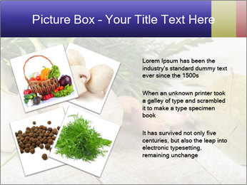Garlic PowerPoint Template - Slide 23