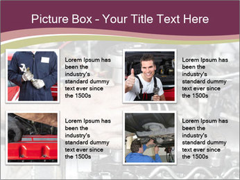 Engine repair PowerPoint Template - Slide 14