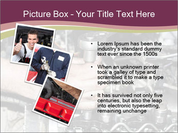 Engine repair PowerPoint Template - Slide 17