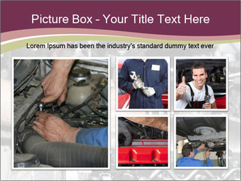 Engine repair PowerPoint Template - Slide 19