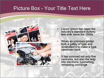 Engine repair PowerPoint Template - Slide 20