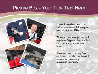 Engine repair PowerPoint Templates - Slide 23