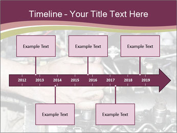Engine repair PowerPoint Template - Slide 28