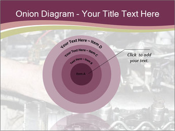 Engine repair PowerPoint Template - Slide 61