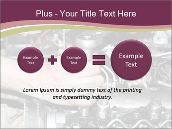 Engine repair PowerPoint Template - Slide 75