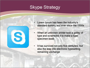 Engine repair PowerPoint Template - Slide 8