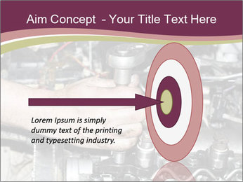 Engine repair PowerPoint Template - Slide 83