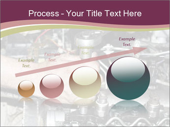Engine repair PowerPoint Template - Slide 87