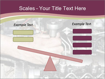 Engine repair PowerPoint Template - Slide 89