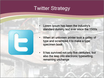 Engine repair PowerPoint Template - Slide 9