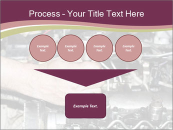 Engine repair PowerPoint Template - Slide 93