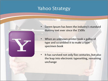 Man Quits His Job PowerPoint Template - Slide 11