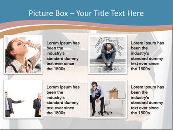 Man Quits His Job PowerPoint Template - Slide 14