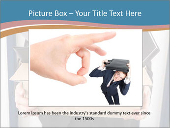 Man Quits His Job PowerPoint Templates - Slide 15