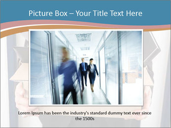 Man Quits His Job PowerPoint Template - Slide 16