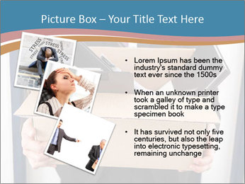 Man Quits His Job PowerPoint Template - Slide 17